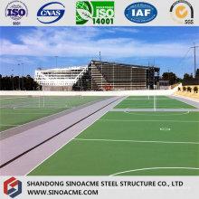 Bâtiment commercial moderne de structure métallique de Sinoacme