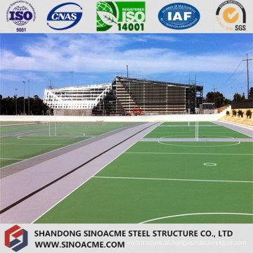 Edifício comercial moderno da ginástica da construção de aço de Sinoacme