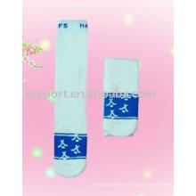 Calcetines decorativos antideslizantes del patrón de los niños de la impresión