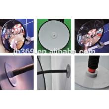 Espejo convexo portátil / Prevención de accidentes y robos para espejo de vidrio convexo