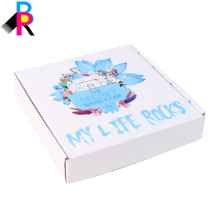 Custom Wholesale Shipping Gift Shoe Corrugated Color Printing Paper Box