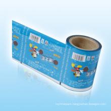 Heshan Zhongxing Factory Price Plastic Food Biscuits Film