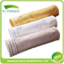 Bolsa de filtro de aramida, el más práctico filtro de bolsa