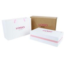 Caixa de papel e papel de papel personalizado em papelão