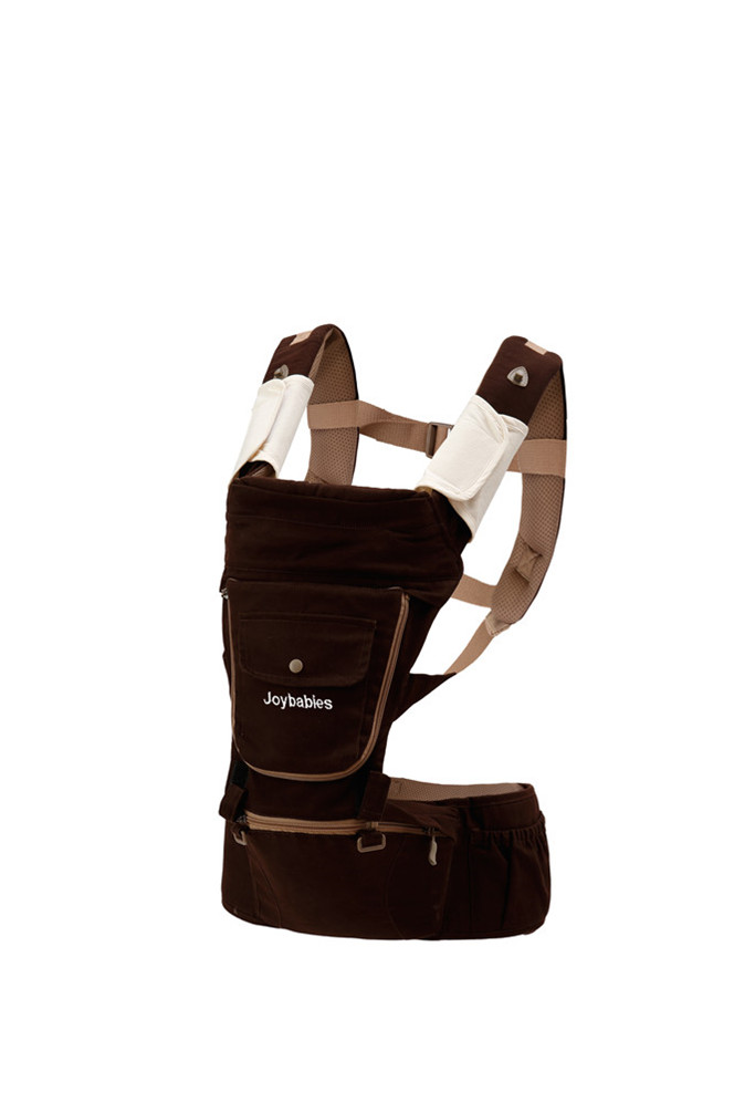 Front and Back Baby Hip Seat Carriers