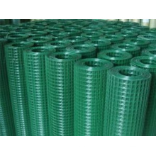 PVC Welded Wire Mesh Used in Protection and Construction