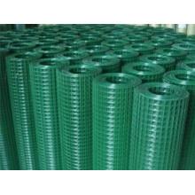 PVC Soldado Wire Mesh Usado em Proteção e Construção