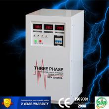Servomoteur triphasé Régulateur de tension automatique