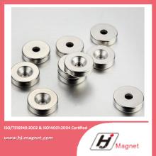 Alta qualidade N35-52 Customizedneodymium íman com ISO9001 Ts16949