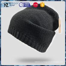 Фабричная продажа низкая цена женщин акриловые трикотажные шляпы для продвижения по службе