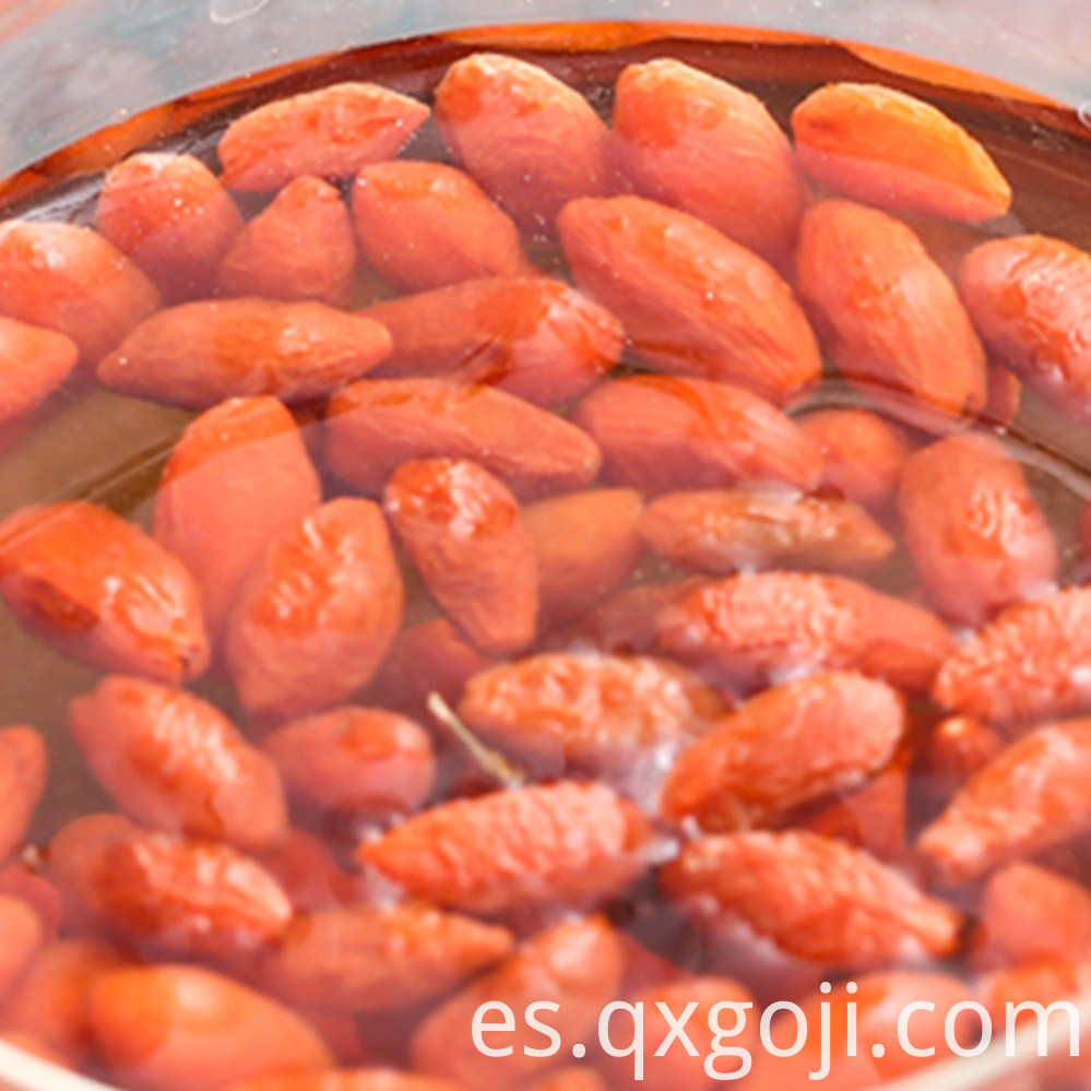 Organic Dried Goji for Sale