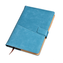 2020 new custom printed daily notebook with calendar planner pages