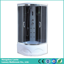 Caixa de chuveiro com moldura de liga de alumínio (LTS-890C)