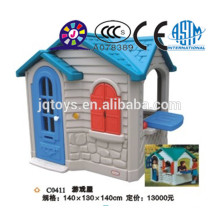 2016 new nice Cheap plastic playhouse for kids