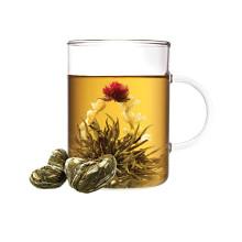 Jing Yuan Bao (té floreciente blanco del corazón dulce) ESTÁNDAR DE LA UE