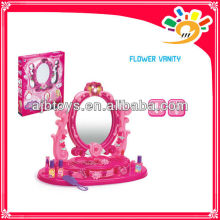 Plastic Dresser Play Set Toy With Light And Music For Kids