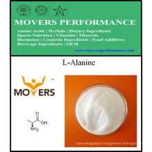 Factory Supply Food Grade Amino Acids L-Alanine