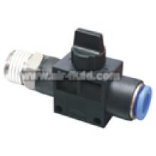 Воздух жидкость HVFS/HVSF 3 путь выпускной клапан трубки X BSPT клапан