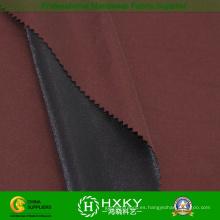 100% Polyetser con tejido compuesto de doble capa para Trench Coat