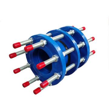Joint de démontage de raccord de tuyau en fonte ductile de vente chaude