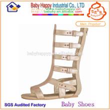 Elegance special newest style children gladiator sandals