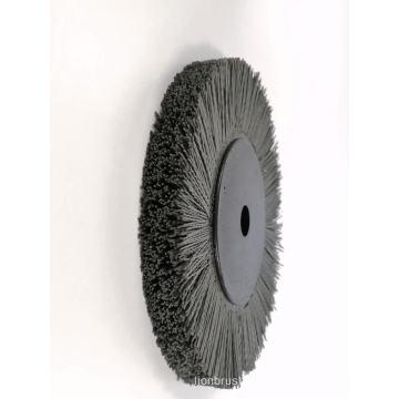 4'' Abrasive Nylon Wire Wheel Grinder Polishing Brush Bench Grinder F Wood Meta