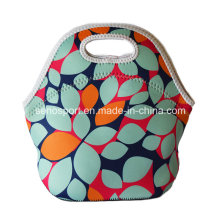 Hot Sales Custom Printed Neoprene Picnic Cooler Bag (SNPB03)
