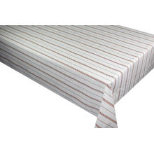 Vinyl Linen Collection of tablecloth