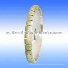 diamante roda de afiação bullnose