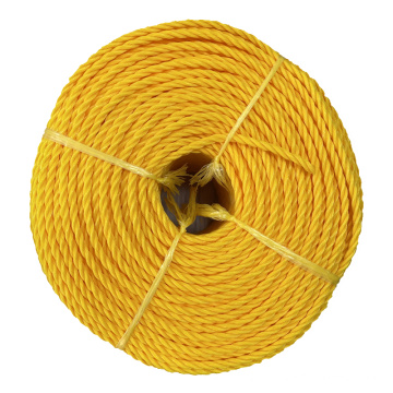 Plastic Rope Twisted Coil Pack 6mm