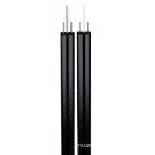 FTTH Drop Fiber Optic Cable pour Gjxh Extérieur / GJXFH et G657A1 / G652D