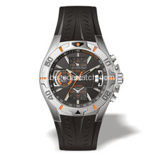 Stainless steel silikon watches pria OEM