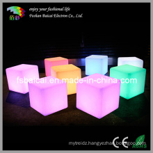 LED Cube Lighting Chair (BCR-114C)