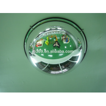 360 degree 80cm 32inch dome convex mirror for warehouse,shops,supermarkets