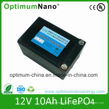 Rechargeable 12V 10ah Lithium Battery for Energy Storage