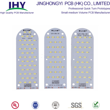High Quality OEM Shape Aluminum PCB for LED