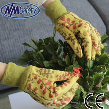 NMSAFETY cheap gardening woolen hand knitted gloves