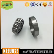 Rolamento de rolos cônicos de uma fileira NTN 30302 tamanho 15 * 42 * 14.5mm