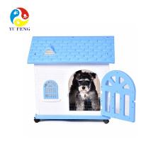 Maison de chien en plastique unique en son genre