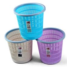 Plastic Fashion Paper Rubbish Bin