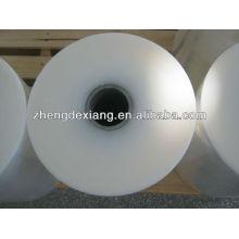 Filme estirável de rolo jumbo usado para rebobinar - 50 kg