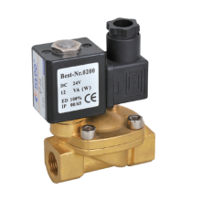XF 2/2 way automatic control pilot and diaphragm solenoid valves