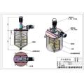 Mezclador bidireccional agitador químico industrial