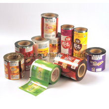Customized Laminated Film Roll for Daily Product