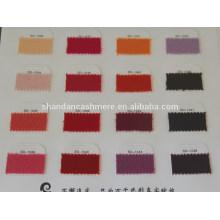Fabricantes de fios de microfibra Fios de caxemira da fábrica de Inner Monglia para produtos de malha Fio de cashmilon