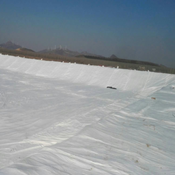 HDPE geomembrane Pond Liner 45 mil
