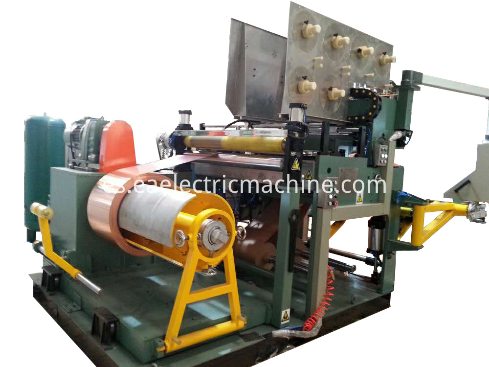 Automatic Wire Core Machine