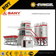 SANY HZS60 F8 Series mobile Concrete Batch Plant