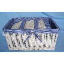 Handmade Eco Wicker Storage Basket (BC-ST1008)