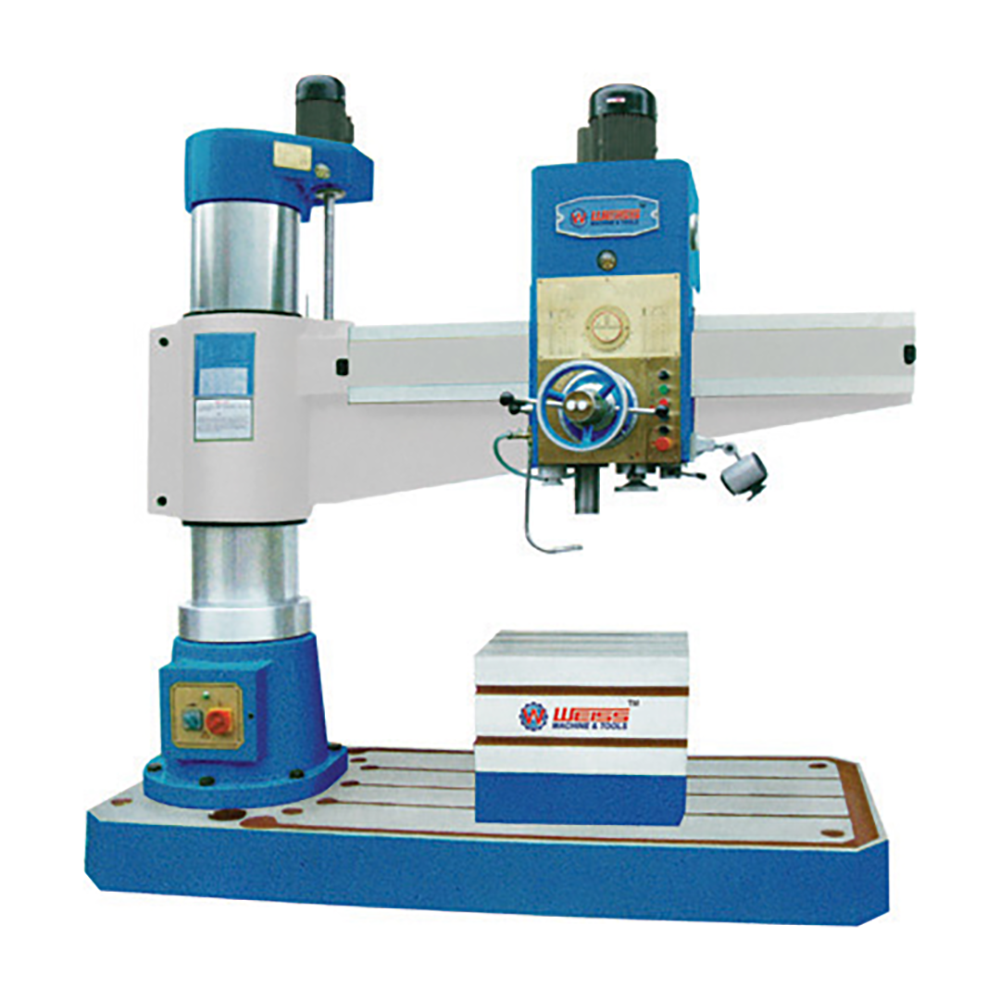 Radial Drilling Machine of Various Specifications
